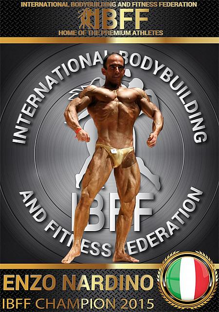 Enzo Nardino from Italy